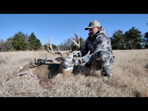 BIG BUCK THIRTY – Oklahoma Whitetail Bow Hunt by SOLO HNTR