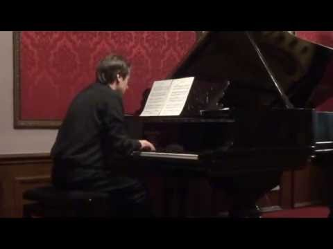 Igor Escudero |  Sonatina Nº3 (II) | Duncan Gifford
