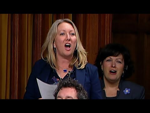 Canadian Politicians Break The Rules To Sing Gender Neutral 'O Canada' In Parliament