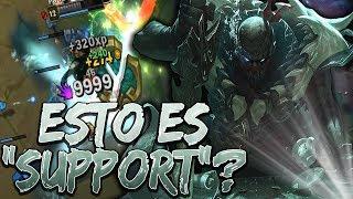 ESTO ES SUPPORT!? | Pyke Top | El nuevo campeón | Jugando con subs Gameplay Lol Español PBE