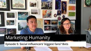 Social influencers' biggest fans? Bots