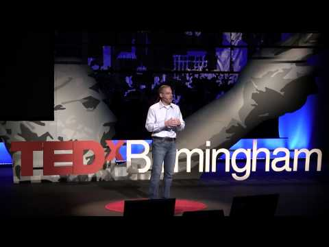 Rethinking Failure: Pat Hymel at TEDxBirmingham 2014