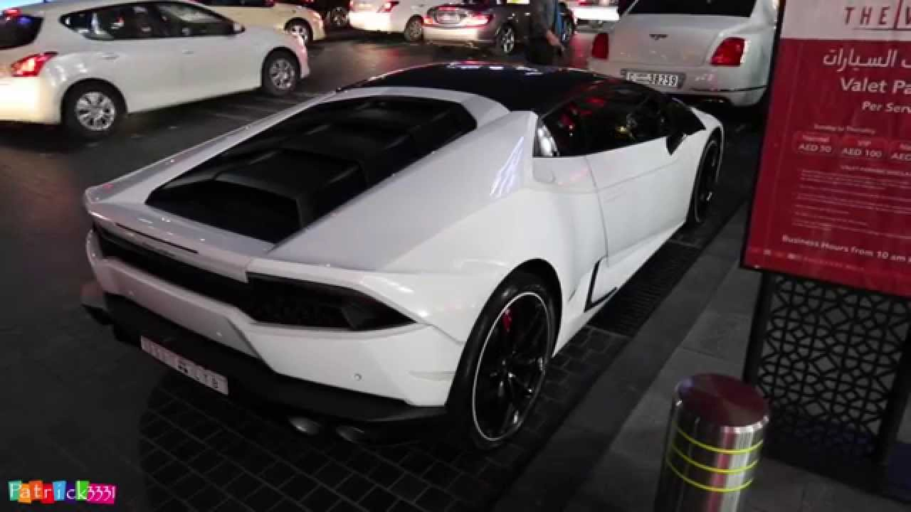 Black White Lamborghini Huracan Lp610 4 Youtube