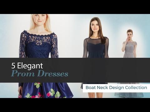 5-elegant-prom-dresses-boat-neck-design-collection