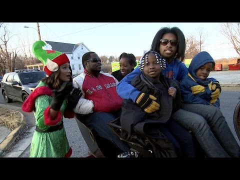 'GMA' Helps Bring One Family Together for the Holidays