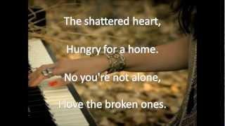 Dia Frampton - The Broken Ones [Lyrics On Sceen]