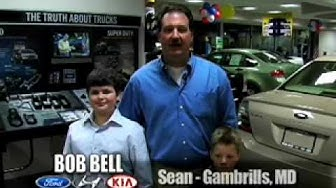 Bob Bell Ford of Glen Burnie Testimonials