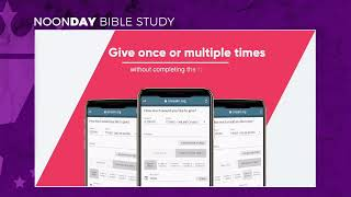 Noonday Bible Study w/Apostle Mİke [102820]
