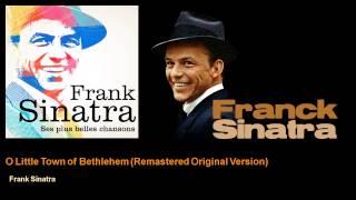 Frank Sinatra - O Little Town of Bethlehem