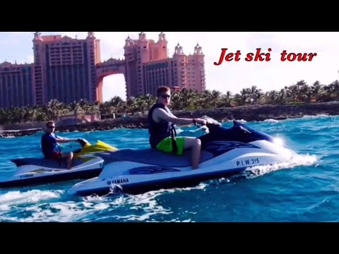 Atlantis, Paradise Island 2016 ✨Jet Ski ✨Nassau Bahamas