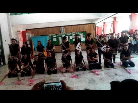 The Congo by NPCians (office administration II A) Gr. 2