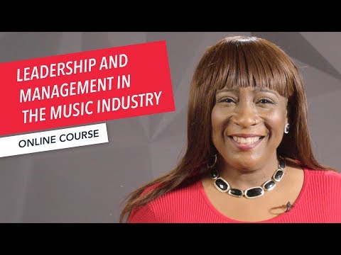 Music Business Management and Leadership | Course Overview | Tonya Butler | Berklee Online
