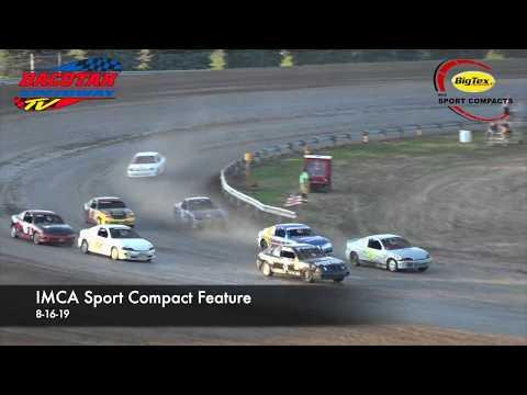 Dacotah Speedway   IMCA Sport Compacts   8-16-19