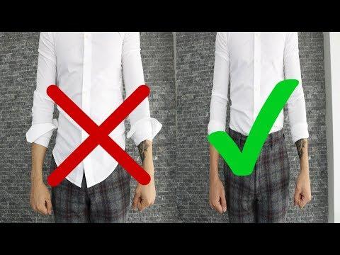 Erkek Giyimde Yapılan 9 KLASİK HATA - (KLASİK HATALARI YAPMAYIN!)