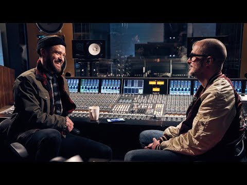 Justin Timberlake and Zane Lowe on Working with the Neptunes Excerpt