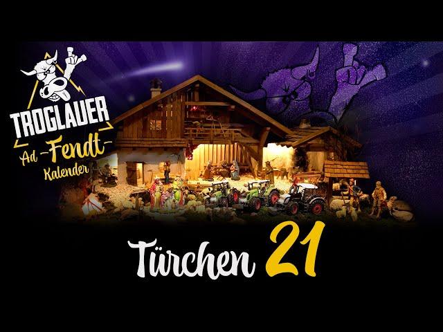 TROGLAUER - Ad-FENDT-Kalender - Türchen 21