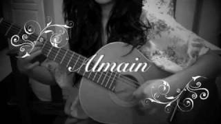 Almain: A renaissance guitar piece-- Richard Allison (1560-1610)