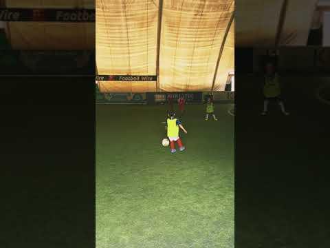 Kids Football Game FK Topgol Sarajevo Goal Goal
