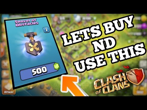 USE OF SHOVEL OF OBSTACLES | LETS BUY SHOVEL OF OBSTACLES ND USE