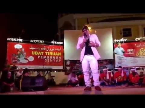 Roy Kapilla - Merindu Tanpa Kata (Show Amal For GAZA)