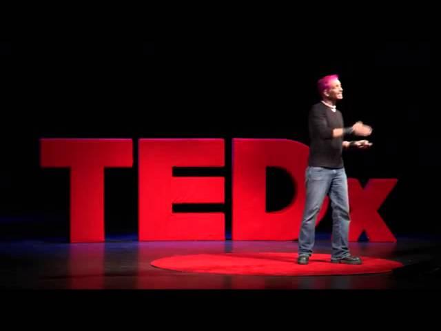 Gratitude, gifting and grandpa John Styn at TEDx