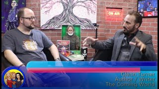 HWWS WebTV Presents: SteamPunking The Future With Fantasy Author Glenn Turner of Turner & Torres