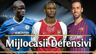Top 7 Mijlocasi Defensivi din Istorie