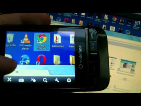 Android TeamViewer Vodafone 845
