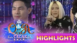 It's Showtime Miss Q and A: Vice Ganda shows off the bracelet given by Ion