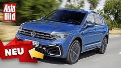 VW Tiguan Facelift (2020): Neuvorstellung - Info