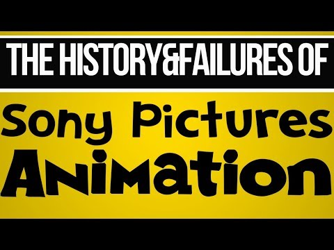 The History & Failures of Sony Pictures Animation