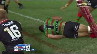 Greg Inglis has tasted the grass of ANZ Stadium