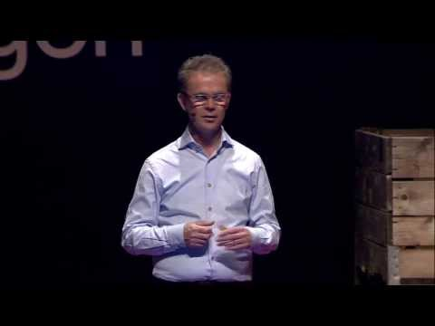 Our daughter Guusje chose her moment: Lowie van Gorp at TEDxNijmegen 2013