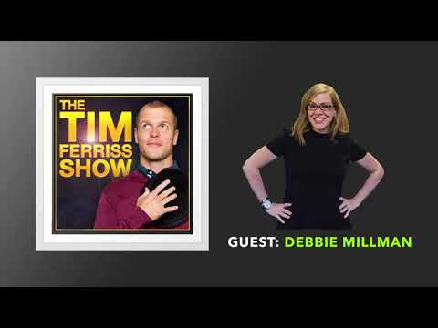 Debbie Millman Interview | The Tim Ferriss Show (Podcast)