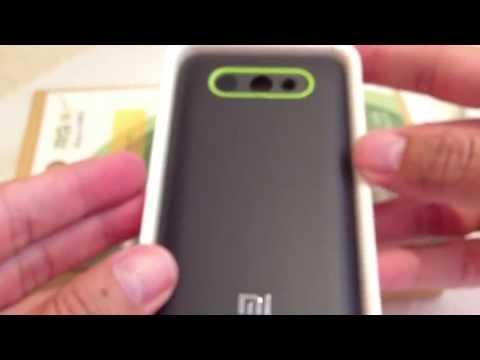 Unboxing Xiaomi MI2s en español