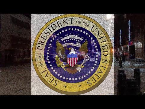 U.S. SECRET SERVICE & NYPD ESCORTING U.S. PRESIDENT DONALD J. TRUMP & MOTORCADE IN NEW YORK CITY.
