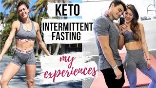 KETO, INTERMITTENT FASTING  & GETTING MARRIED?