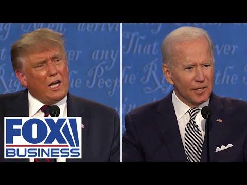 Trump takes shots at Hunter Biden, Biden calls the president a 'clown'