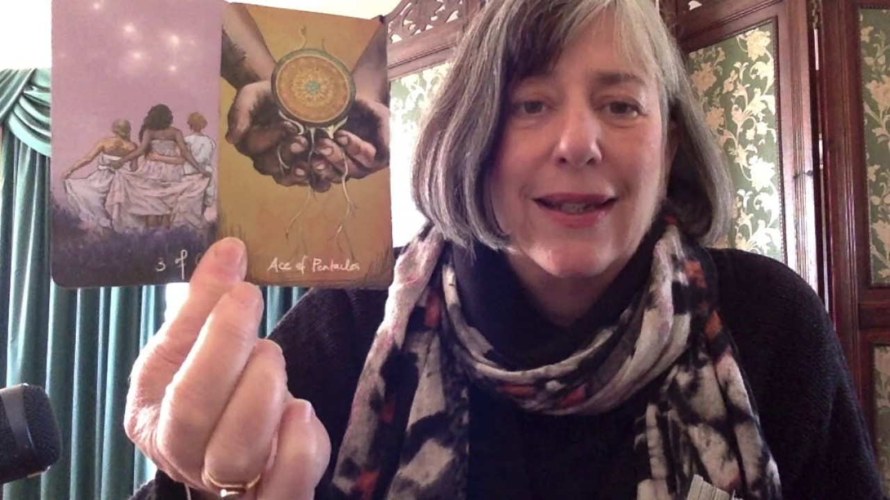 TAROT READING: Barr, Russia & viewers questions