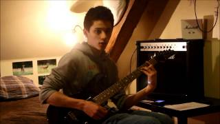 "cours de guitare n°4 "" Hotel California "" Eagles"