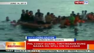 BT: Search and rescue ops sa mga nawawalang pasahero ng M/V Lady of Carmel, patuloy
