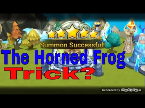 How A Real Summoners Summon Nat 5 Monster - Summoners War Easy Trick