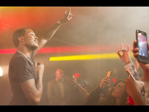 BACARDI House Party Atlanta with Rapper Meek Mill