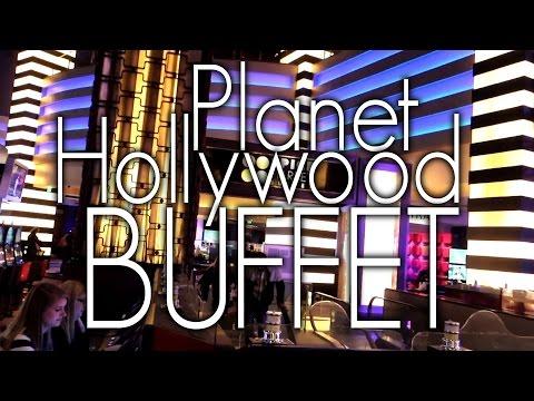Planet Hollywood Spice Market Buffet Las Vegas Tour