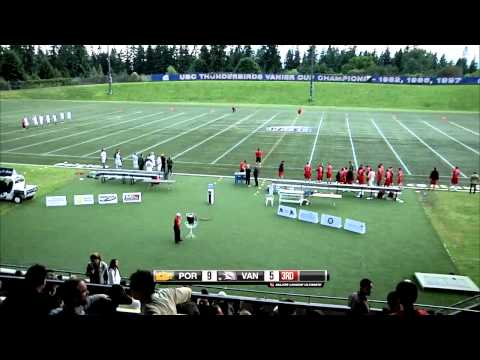 Week 7 - Portland Stags @ Vancouver Nighthawks - Full Game