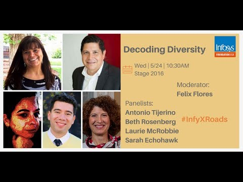 CrossRoads 2017 | Decoding Diversity