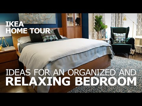 Relaxing Bedroom Sanctuary Ideas - IKEA Home Tour (Episode 403)