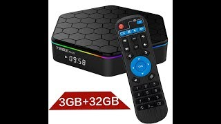 Unboxing T95Z Plus Android TV Box