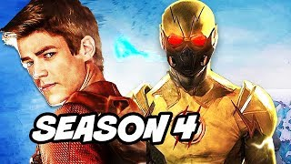 The Flash Season 4 Reverse Flash Returns Episode Explained thumbnail