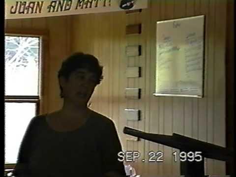 New Dominion School Graduation Sept 1995 5/6